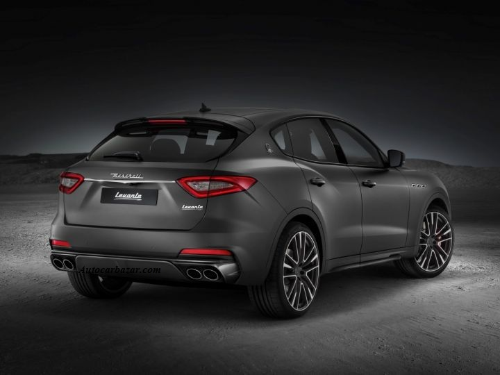 New Maserati Levante Trofeo Launch in India