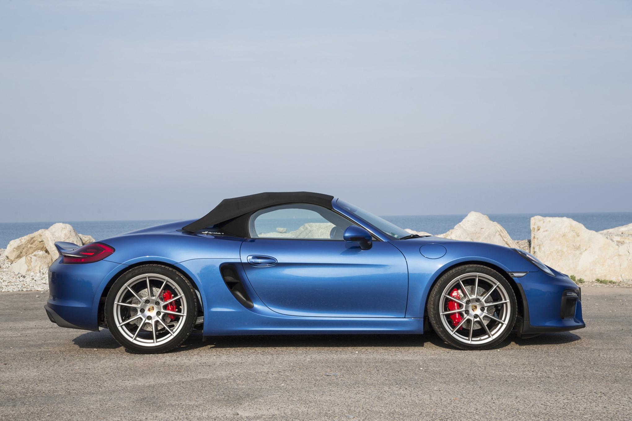 Vehicle Dynamics International awards for Porsche