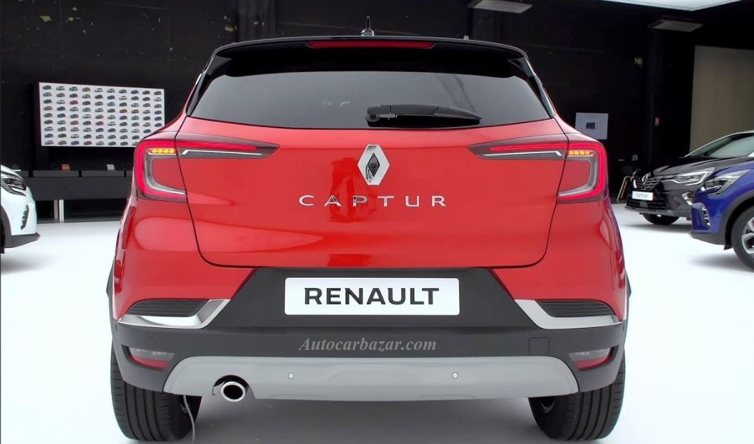 Next Generation Renault Captur Unveiled For Europe