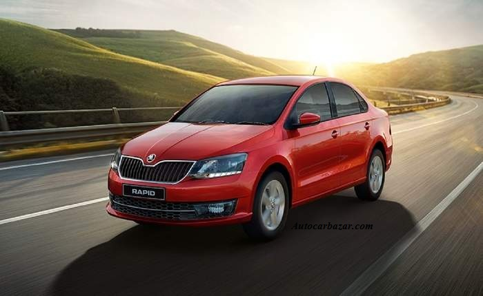 Skoda Rapid Rider Edition Unveiled In India