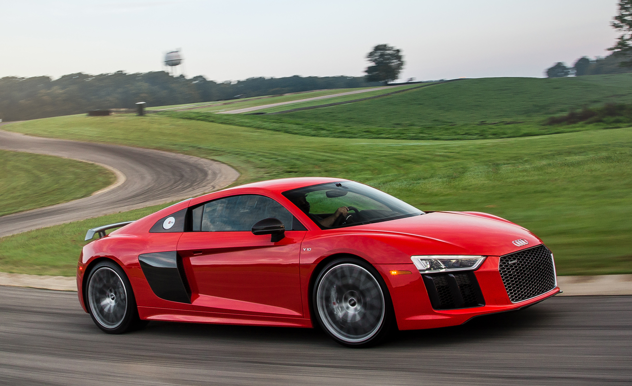 Audi R8 V10 Plus model to come to India on April 4 2013