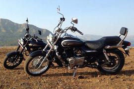 A larger Bajaj Avenger on the cards