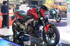 The Spy Story of the Bajaj Pulsar CS400