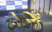 Bajaj intends to sell 2500 units of the new RS200 in a month