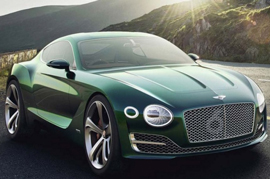 Bentley to offer smaller SUV and Sports cars now