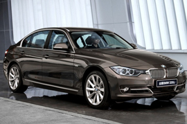 Spy story of the all new BMW 3 Series