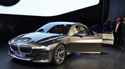 BMW at the IAA Cars 2015 in Frankfurt