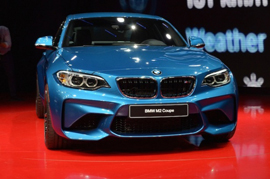 The most powerful cars to be showcased at the Auto Expo 2016