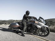 BMW Motorrad exposes the Conception 101 Tourer