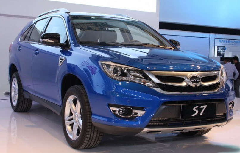 BYD S7 SUV Offers Substantial Upgrades Over S6