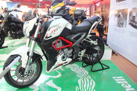 DSK Benelli TNT 25 to be introduced in the festive season