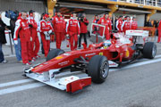 F1 machine law alterations