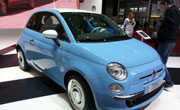 Fiat 500 2016 spied ahead of its launch tomorrow