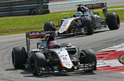 Force India to run a B-spec car in Formula1