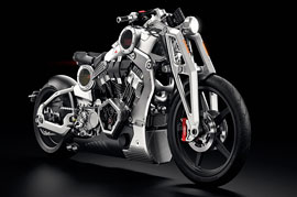 Do you wish to own a motorbike that can fight