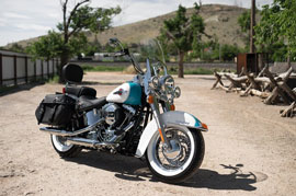Harley Davidson Heritage Softail Classic 2016 launched in the Indian market  INR 16.6 Lakhs