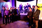 Harley Davidson Street 750 won Indian Motorcycle of the Year 2015 Award