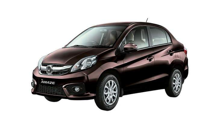 Honda Amaze Compact Sedan