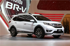 Constant clues by Honda India or the launch of BR V crossover
