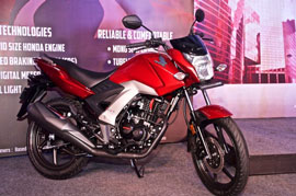 Honda CB Unicorn 160 Launched at Rs 73552