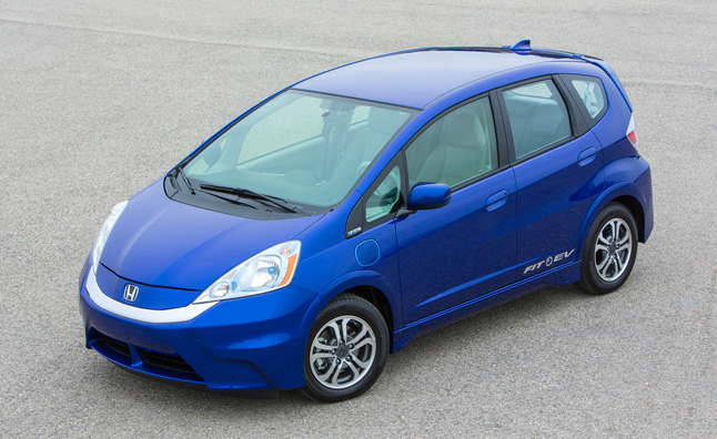 Honda Award Winning Fit EV Continues to Impress Industry Experts