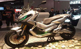 Another powerful stroke soon to be launched by Honda Motors