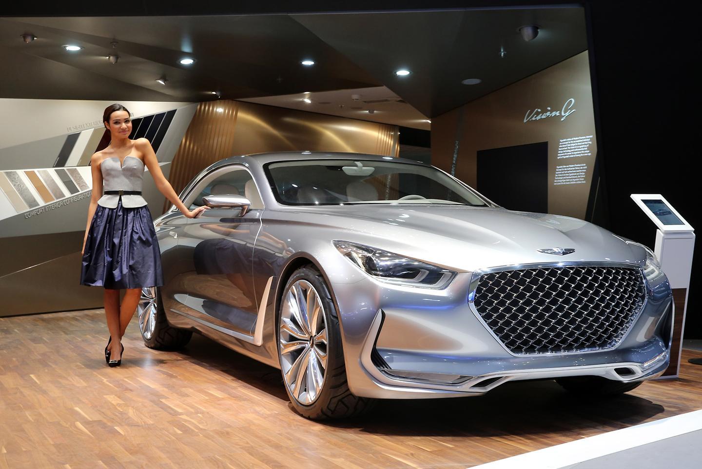 Hyundai concept car for China