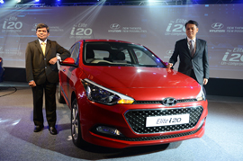 Hyundai i20 petrol models exceed sales of diesel units