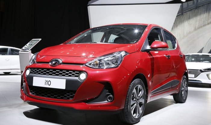 Hyundai to launch i10 based compact car in India