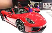 Indian roads are waiting for the Porsche, for a ride