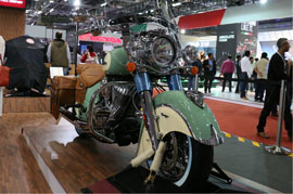 A Closer look at the Indian Scout