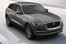 Yet another Make in India initiative Jaguar has showcased F-Pace showcased at 2015 Tokyo Live
