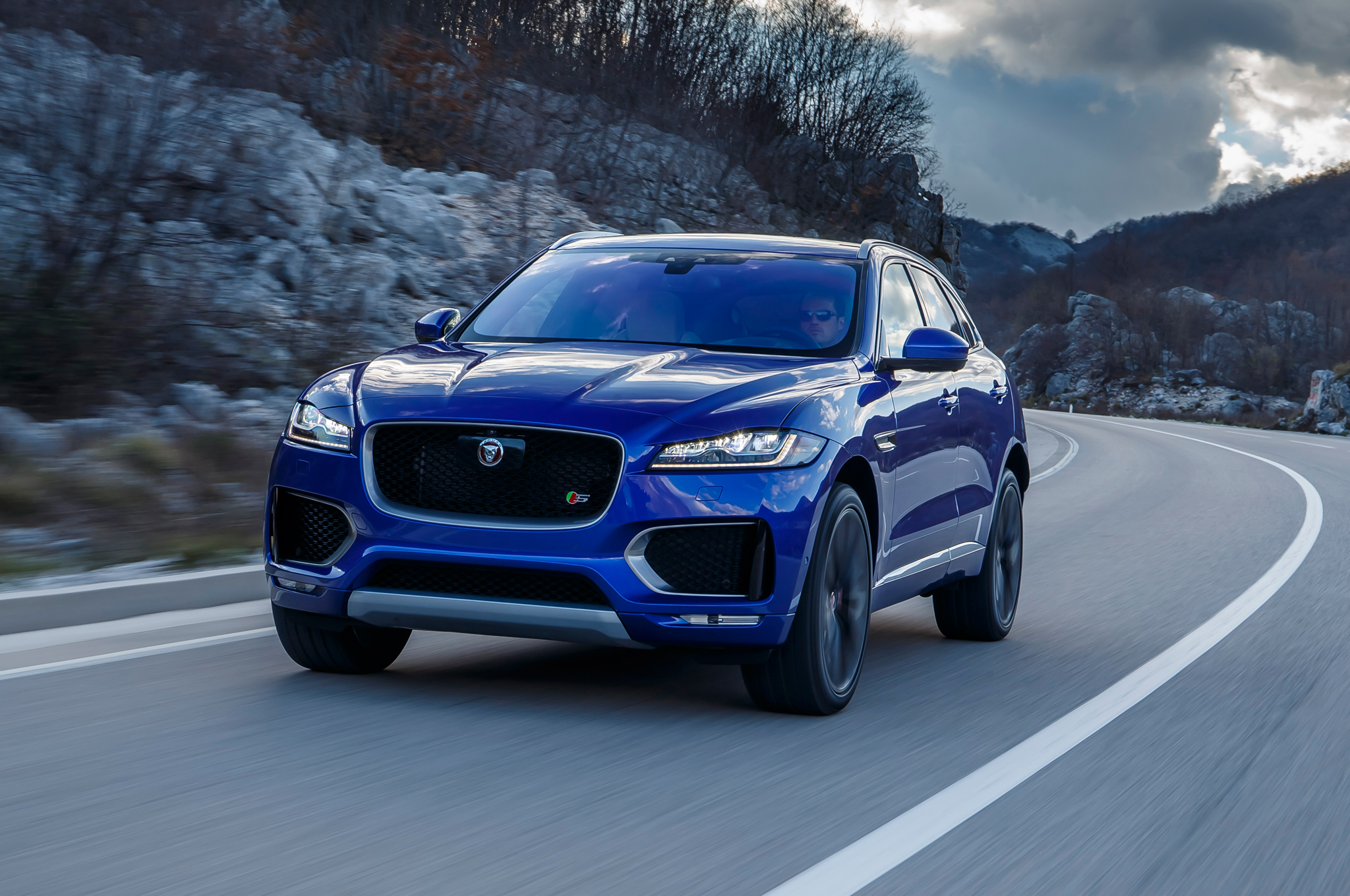 Jaguar Green Signals For SUV Production by 2016