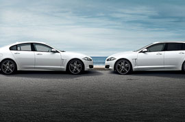 All new upcoming Jaguar XF details