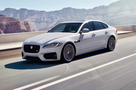 All new Jaguar XF model could be at the Indian Auto Expo