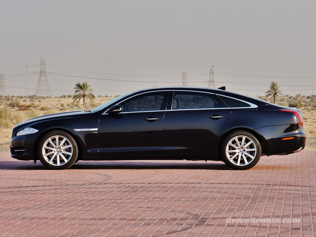 Jaguar XJ launched in New Avatar