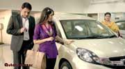 Kapil Sharma as salesman of Honda Mobilio TVC