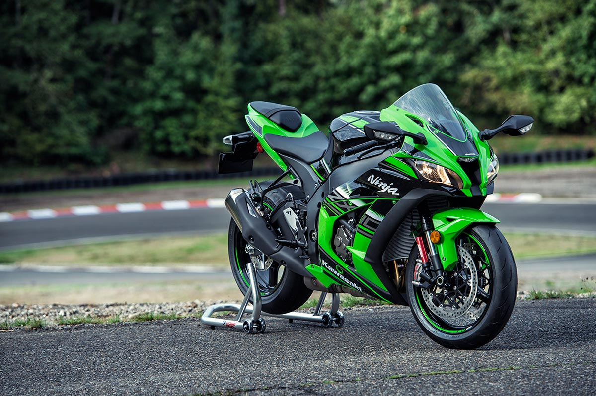 Bajaj to introduce ZX-10R and ZX-14R superbikes in India