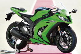 All you need to know about the Kawasaki ZX-10R or ZX-14R recently launched