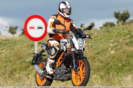 A closer look at the KTM 390 Adventure