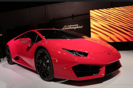 Lamborghini Huracan LP580-2 out now @ INR 2.99 Cr