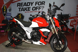 Mahindra Mojo rolled out in the country carrying a price tag of INR 1-58 Lakhs