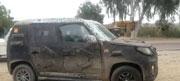 Mahindra U301 Compact SUV Spy Story