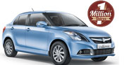 Maruti Dzire achieves a benchmark