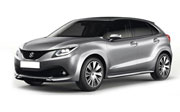 Maruti names its YRA as Baleno to feature at the Frankfurt Motor Show