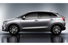 India Bound maruti Suzuki Baleno revealed