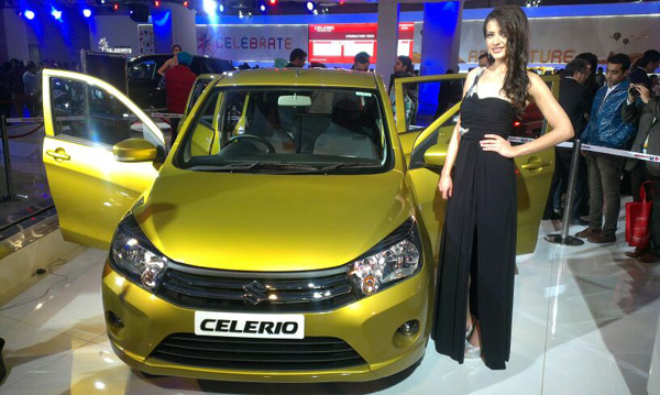Maruti Suzuki CelerioX Launched Price at 4.57 Lakh