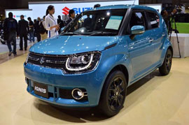 Maruti Suzuki Ignis Variants explained