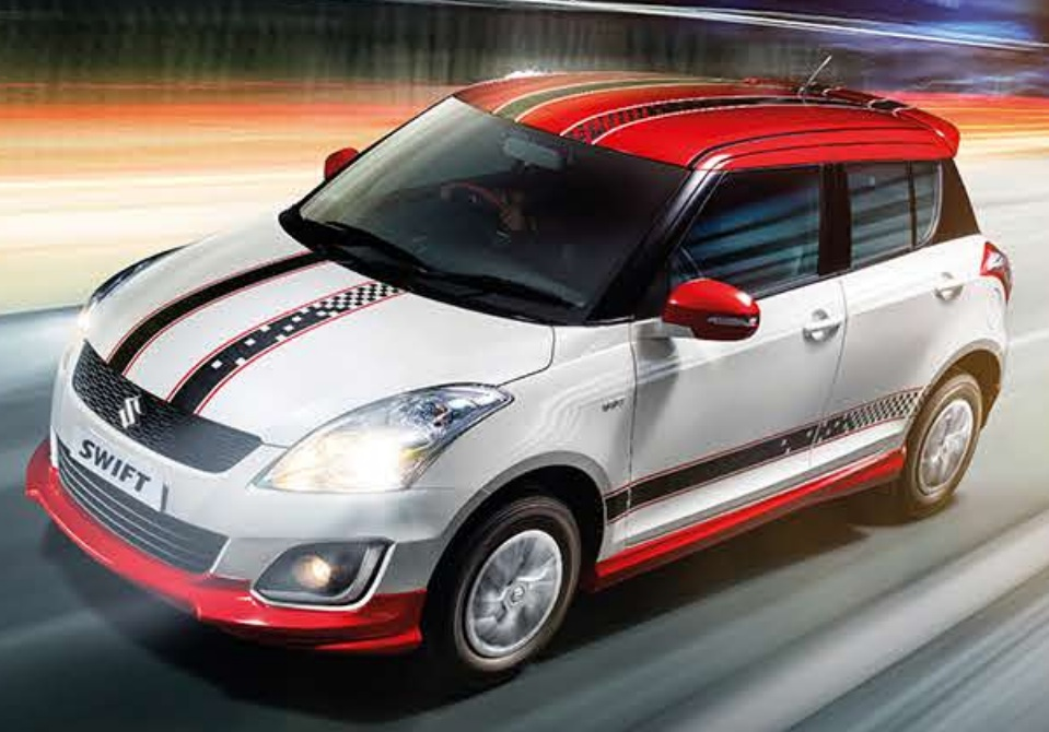 2017 Maruti Swift Limited Edition Price & Specification