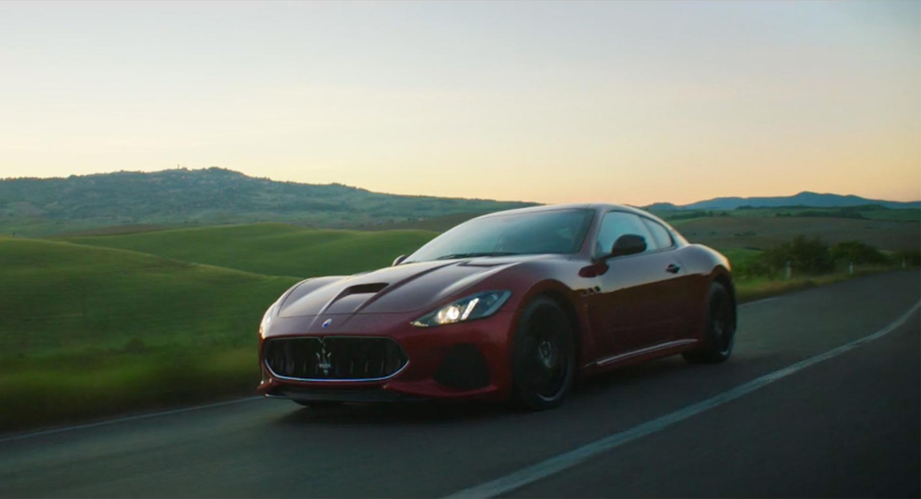 Maserati Master GT 2-Days Camp